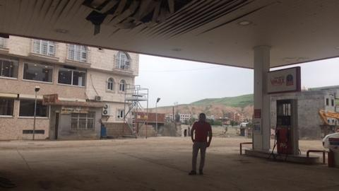 Hope mixes with silence in Turkey's Cizre
