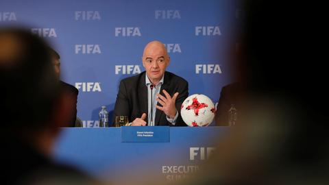 FIFA says racism will not be tolerated during 2018 World Cup in Russia