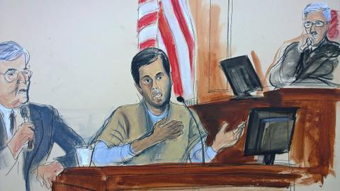 Reza Zarrab testifies for seven days in