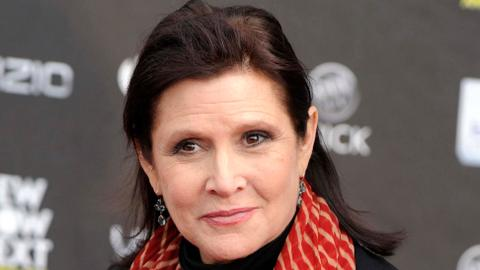 Prince's Leia story not changed in new Star Wars movie