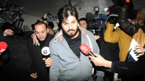 Zarrab spoke of the need 'to lie to get out of prison' - defence lawyers
