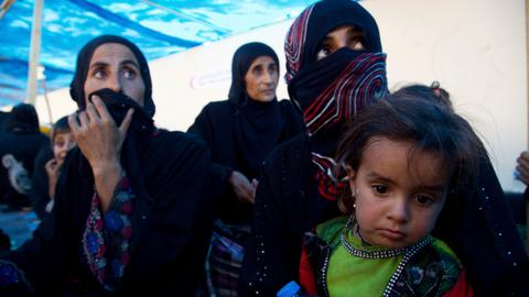 Displaced Iraqi Turkmen refugees begin to return home