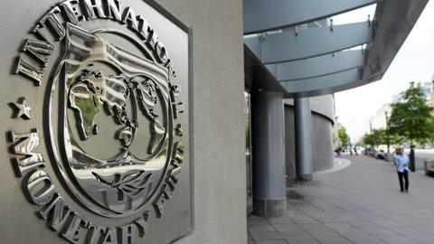 IMF warns on risks brewing in China's financial system
