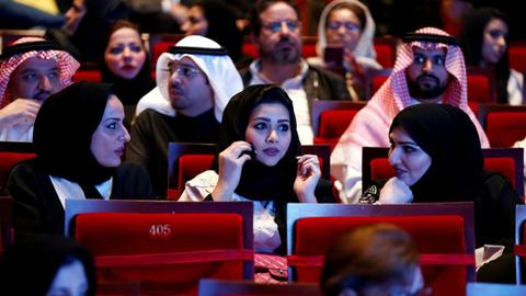 Saudi Arabia to reopen cinemas after 35 years