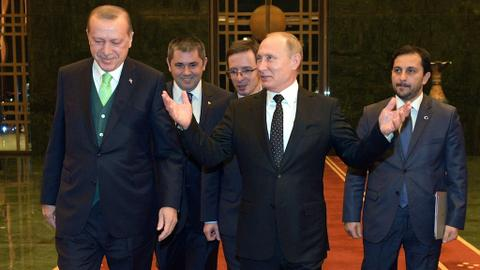 Ankara, Moscow on the same page regarding the US move on Jerusalem