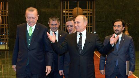 Ankara, Moscow on the same page concerning US move on Jerusalem
