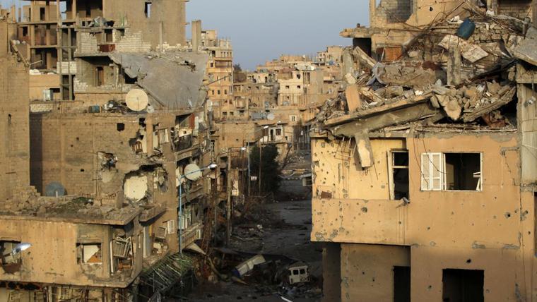 Regime forces seize last Daesh stronghold in Syria