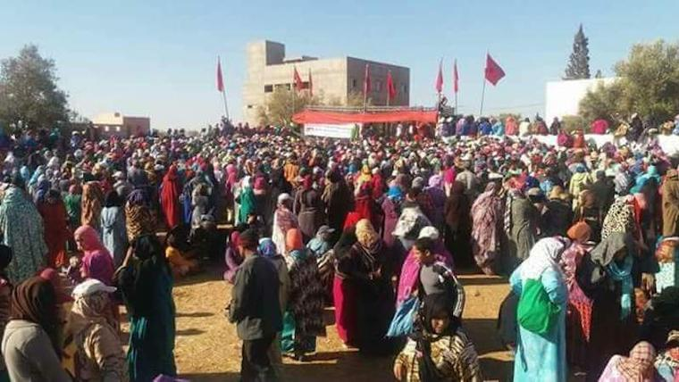 At least 15 killed in Morocco stampede