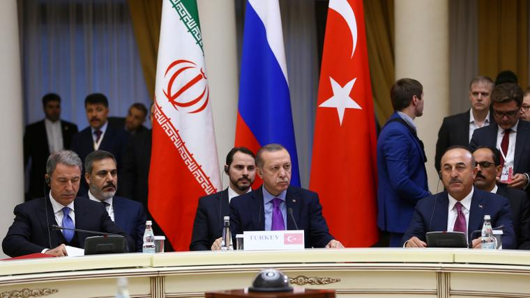 Turkey supports political solution but not Assad as leader of Syria
