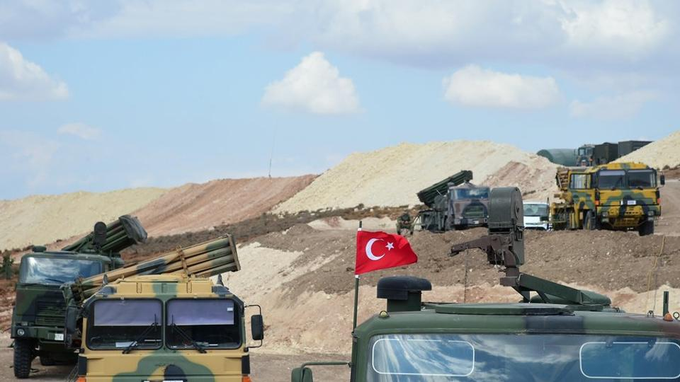 The Turkish Armed Forces released a statement on their website on Friday morning saying Turkish troops are establishing monitoring posts in Syria's Idlib de-escalation zone.