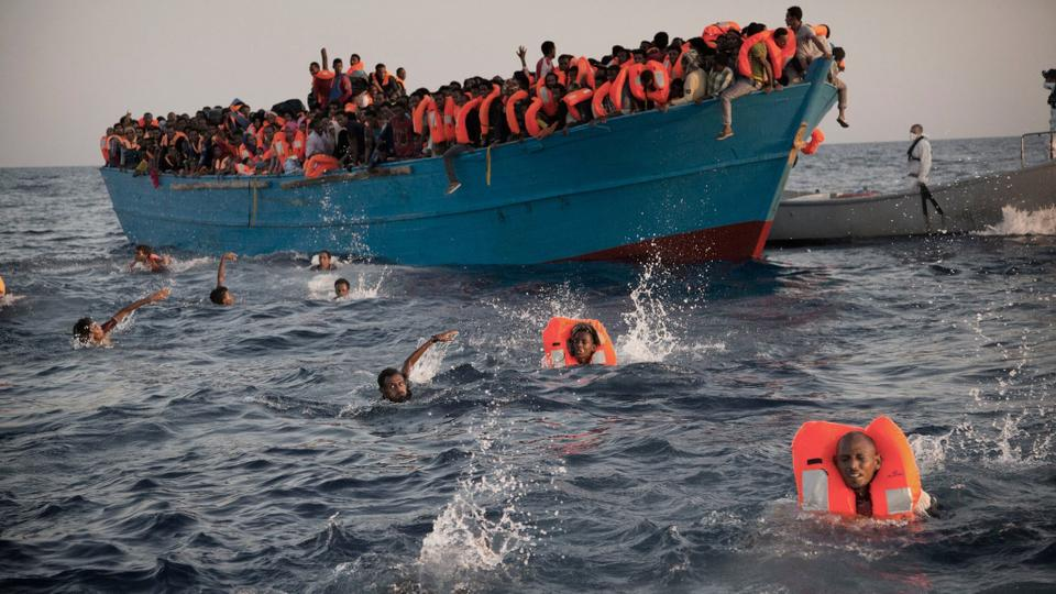 Libya stops 300 migrants in Mediterranean
