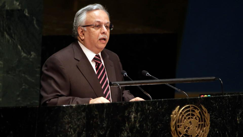 Saudi Arabia's UN ambassador Abdallah Mouallimi at the United Nations said on Monday that the blockade on Yemen will be eased in the coming 24 hours.