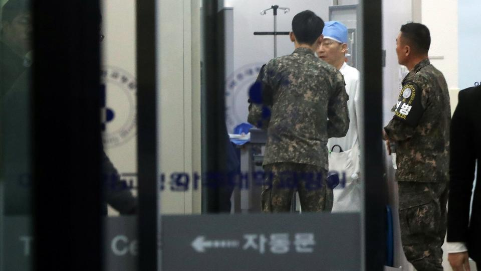 Korea conducts rare inspection of key military organ: spy agency