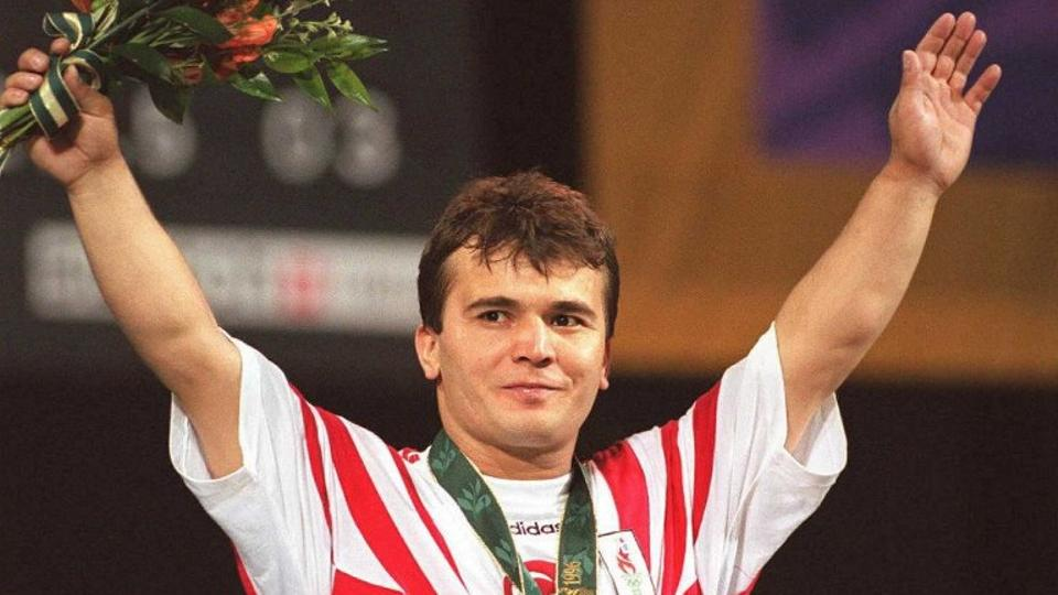 Weightlifting Olympic champion Suleymanoglu from Turkey dies at 50