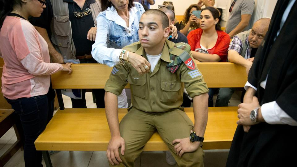 Israel's president denies pardon for manslaughter soldier Elor Azaria