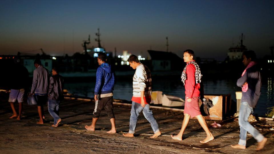 124 illegal migrants repatriated from Libya