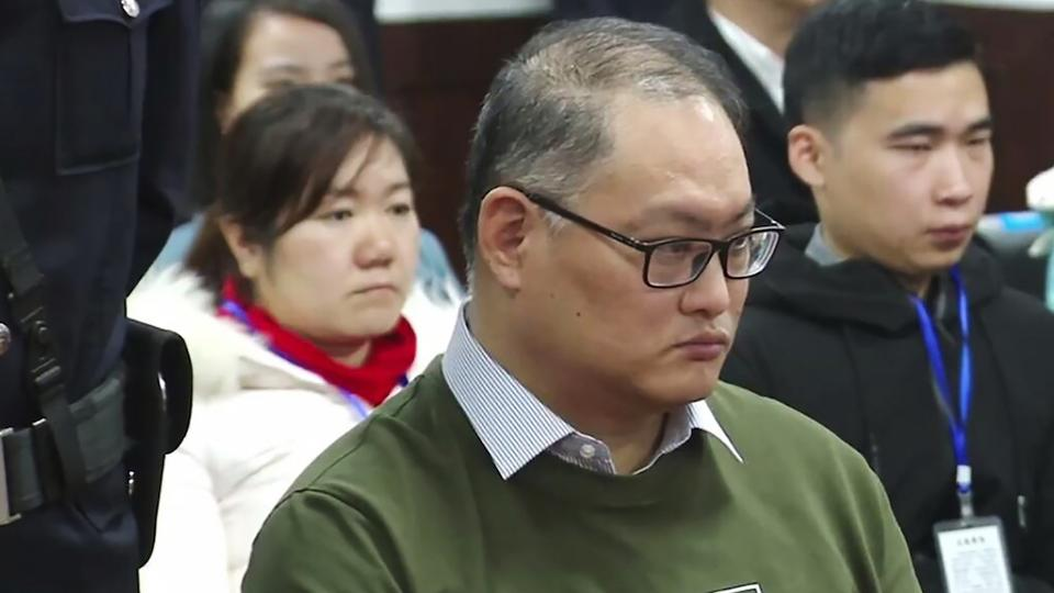 China sentences Taiwanese activist to five years in prison