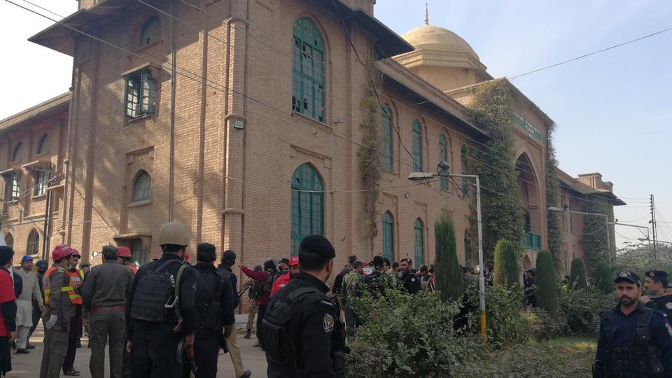 Nine killed, 37 injured as terrorists attack Peshawar's Agriculture Directorate hostel