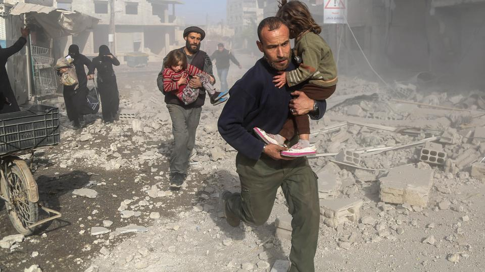 United Nations calls for urgent evacuation of 137 sick Syrian children