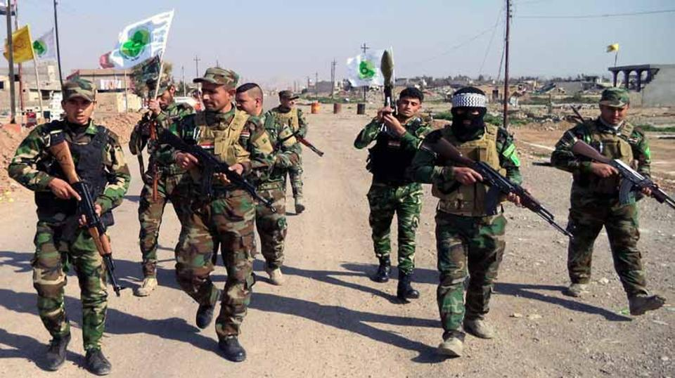 Iranian proxies in the region include the Hashd Al Shaabi militia currently operating in Iraq, Hezbollah in Lebanon and Syria, and other smaller groups.