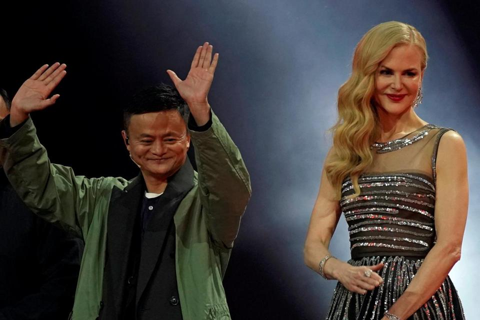 Alibaba is investing heavily in creating an entire user ecosystem encompassing cloud computing, artificial intelligence, automated stores using face-recognition, and is pushing into overseas markets under much-travelled boss Jack Ma, one of China's richest men.